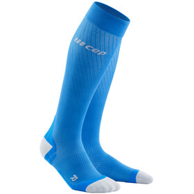 cep Run Ultralight Socks Men, electric blue/light grey